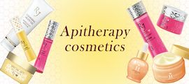 Apitherapy cosmetics